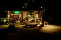 Éclairage étudié, magasins de luxe... Trancoso cherche à attirer une autre gamme de touristes que nous!