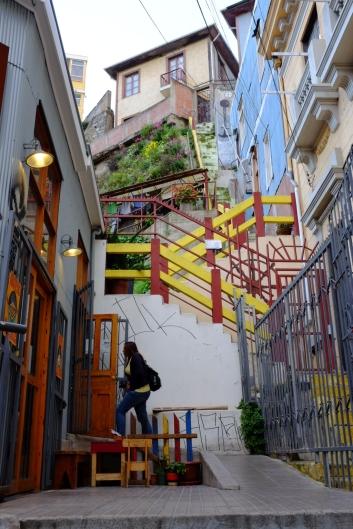 Des escaliers partout