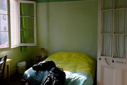 La chambre Chiloe