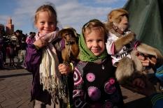 Conquises par les singes de Marrakech